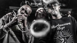 SP et Ti-Kid, de Sans Pression, ont remixé la chanson «Gayé» avec FouKi