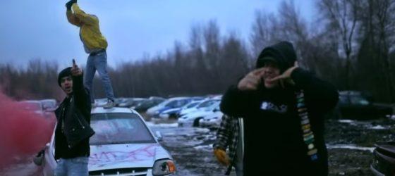 Distorsion et vandalisme de véhicule dans le nouveau clip de Dead Obies