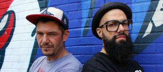 Seba et Horg sont de retour à CKOI avec un remix rap du classique «Fa La La»