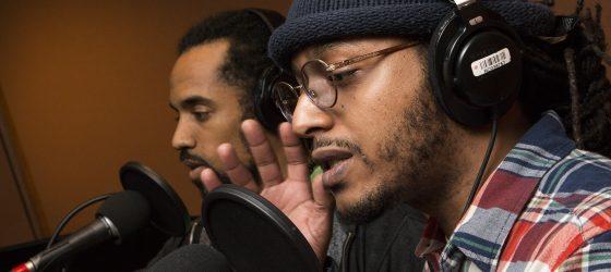 Obia le Chef et KNLO s'affrontent lors d'un Combat de mots à Radio-Canada
