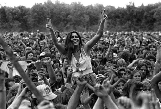 La mort de la jeunesse - Georges Rodenbach Woodstock-1969