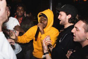 Photos : L'Apt. 200 a célébré la sortie du mini-album du montréalais Nate Husser