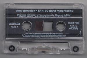 Les copies les plus rares du rap québécois se vendent maintenant entre 200$ et 800$