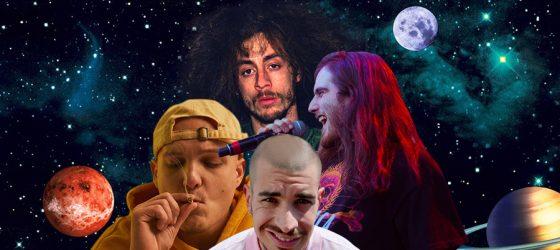 L'Agence spatiale canadienne écoute du rap queb pendant sa mission dans l'espace