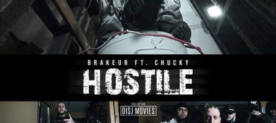 Brakeur x Chucky | Hostile (Prod. Le Chum)