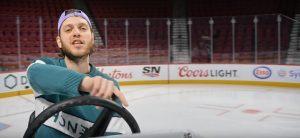 Loud conduit la Zamboni du Canadiens de Montréal dans son nouveau clip