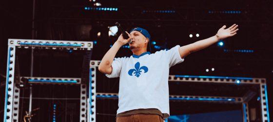 En 2019, la Saint-Jean-Baptiste était plus que jamais sous le signe du hip-hop québécois