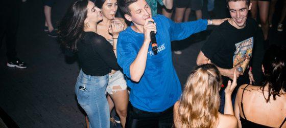 Photos : Quand Osheaga s'invite à Québec pour un party rap queb à L'Impérial