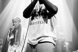 Une performance gratuite de Muzion pour le lancement du vinyle « Mentalité Moune Morne »