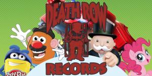 Death Row Records appartient maintenant à une célèbre compagnie de jouets