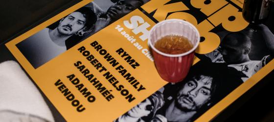 Photos : dans les coulisses du « Rap Keb Show » pour souligner la première chaîne 100% hip-hop québécoise