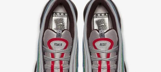 La paire de Nike Air Max 97 en hommage au Nintendo 64 en vente dès cette semaine
