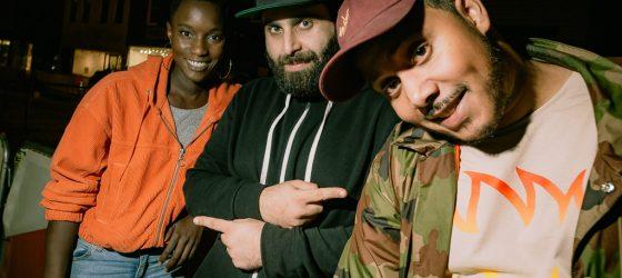 Photos: Red Bull accueille les rappeurs montréalais DARY et KGoon à son festival