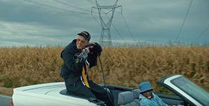 La révélation Les Louanges lance un vidéoclip avec le rappeur local Maky Lavender