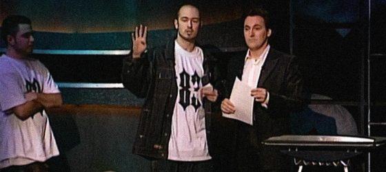 T-Mo explique comment l'interruption du Gala de l'ADISQ avait été préparée  en 2002