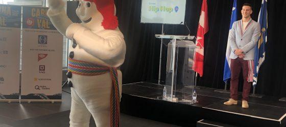 Le Bonhomme Carnaval annonce une soirée hip-hop au Carnaval de Québec
