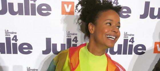 L'animatrice Marième s'occupera du hip-hop dans le nouveau talk-show de Julie Snyder