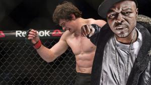 Un fighter du UFC veut se battre contre Sans Pression dans un octogone