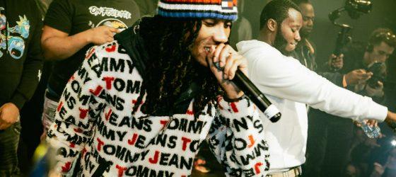 Selon Tizzo, le street rap au Québec est en compétition, mais pas les artistes signés en label