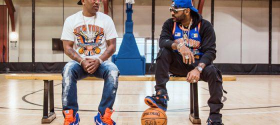 Les stars du rap américain engagées pour le design de nouveaux jerseys de la NBA