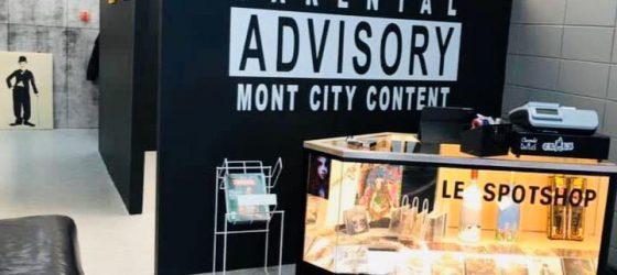 Le rappeur Sadik est victime d'une perquisition à son nouveau magasin à Saguenay