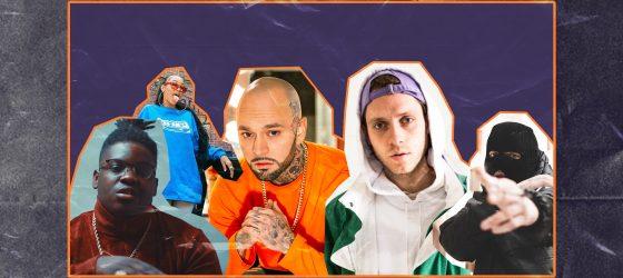 25 nouveautés du rap québécois à écouter et réécouter dans la playlist d'HHQc.com