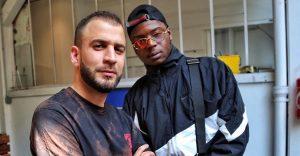 Le journaliste français Mehdi Maïzi convie les fans de rap sur Instagram pour « ne rien faire, mais ensemble »