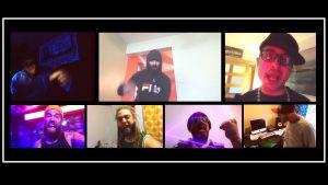 C-Drik, Le Chum et le reste des 12 Singes dévoilent le vidéoclip En direct d'la Jungle