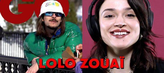 La chanteuse américaine Lolo Zouaï commente Lorenzo et Les Anticipateurs