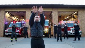 Lorsqu'un pompier reprend «Wu-Tang Clan Ain't Nuthing ta Fuck Wit» pour en faire un disstrack sur la Covid-19