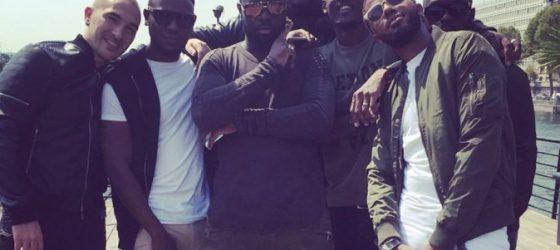 Les mythiques Sexion d'Assaut redébarquent dans le rap français