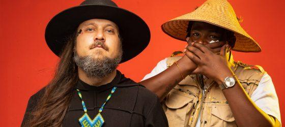 On passe du luganda, au français, à l'espagnol et à l'anglais dans le nouveau clip de Monk.E et Zex Bilangilangi