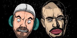 Koriass et D-Track veulent «Revenir sur terre» dans un nouveau vidéoclip animé