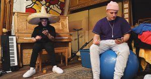 Sans avertir, Koriass et FouKi ont lancé un premier album en commun