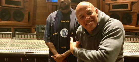 Kanye West recrute Travis Scott et Dr. Dre pour un vidéoclip particulier intitulé «Wash Us In The Blood»