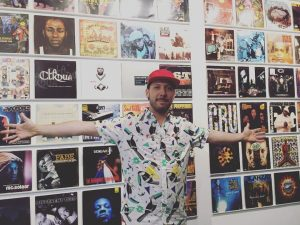 Avec «1984», Dj Manifest lance un album aux sonorités R&B et soul des années 1980 et 1990