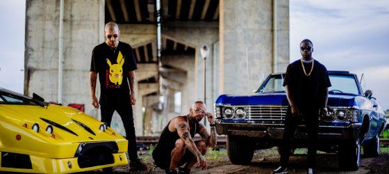 Rymz et Souldia se pavanent en grosses voitures dans le nouveau clip de Randy