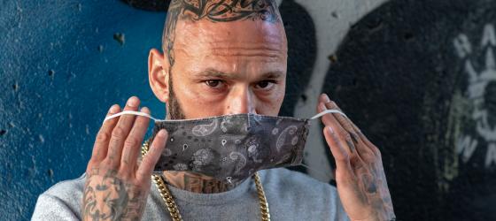 Souldia dévoile un nouveau masque aux têtes de mort en collaboration avec CanEmpire