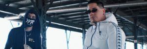 Les montréalais Centy et Kino mélangent français et espagnol sur le single «Quitter le Barrio»