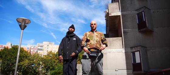 Roi Heenok retrouve Alkpote sur la nouvelle mixtape du DJ français Weedim