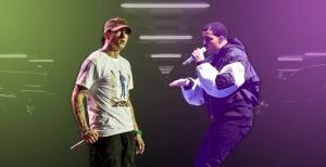 Akon a refusé de signer Drake parce qu'il ressemblait trop à Eminem