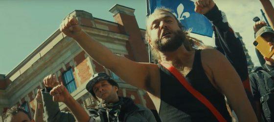 Cheak13 dévoile un vidéoclip filmé pendant la dernière manifestation « antimasque » à Montréal