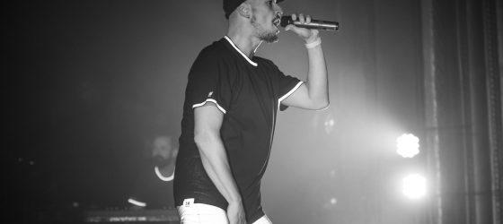 «J'suis saoulé par le rap de merde», envoie Koriass durant une performance live inédite