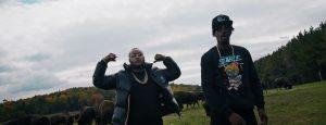 MikeZup et Le Youngin, alias Ti-Kid, se mettent en «Beast Mode» dans un nouveau vidéoclip
