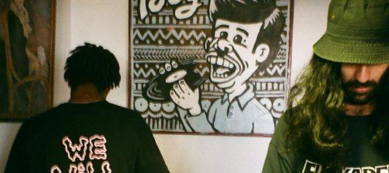 Les beatmakers NKUSI et Funkywhat ramènent le funk avec leur premier EP commun