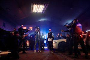 Avec «Brûlure», Souldia et Tizzo jouent les acteurs de leur propre vidéoclip