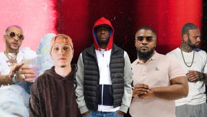 Les 50 chansons marquantes du rap québécois en 2020