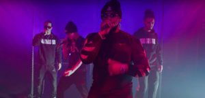 UNKNOWN dévoile une performance live de 5sang14