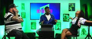 Cyrano, DJ Crowd et Carmina animeront l'émission de télé «La Pause Hip-hop»