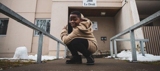 Du haut de ses 12 ans, Jay Jay lancera son premier projet via les Disques 7ième Ciel et Altitude Records